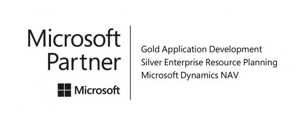 MIcrosoft Partner - Gold Application Development per X DataNet