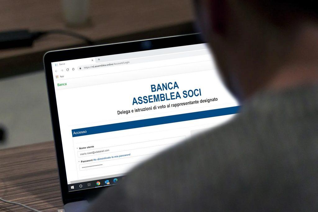 Rappresentante Designato in Assemblea: la piattaforma Web di X DataNet
